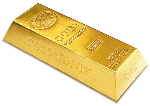 A Bar of Gold
