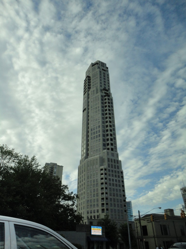 Tall Building in Atlanta